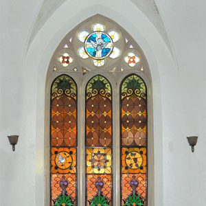 austin church restoration religious temple repair stained glass