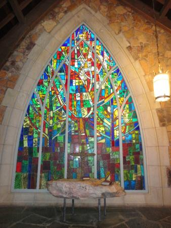 church stained glass south us