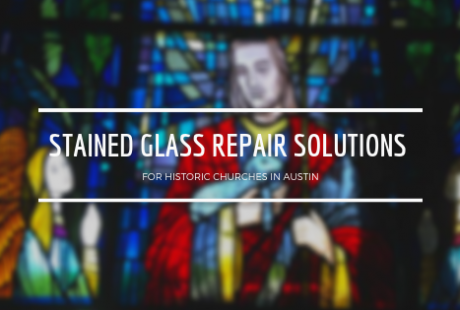 stained glass repair austin