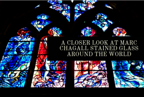 marc chagall stained glass austin