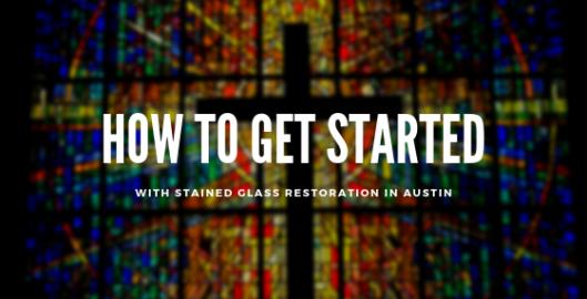 stained glass restoration austin