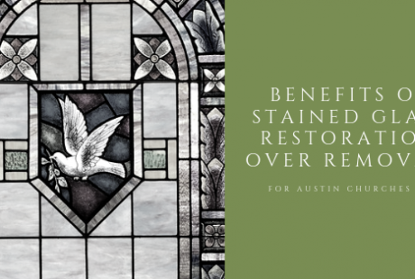 stained glass restoration austin