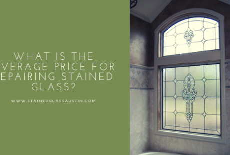 stained glass repair pricing