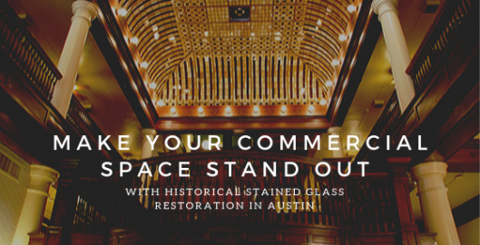 historic stained glass restoration austin