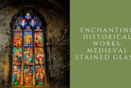 medieval stained glass austin