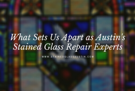 austin stained glass repair experts