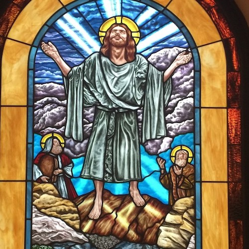 Religious Stained Glass Austin