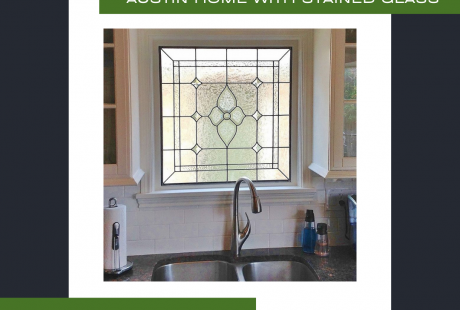 decorate austin home stained glass